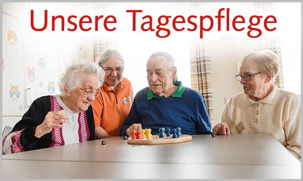 Tagespflege Senioren