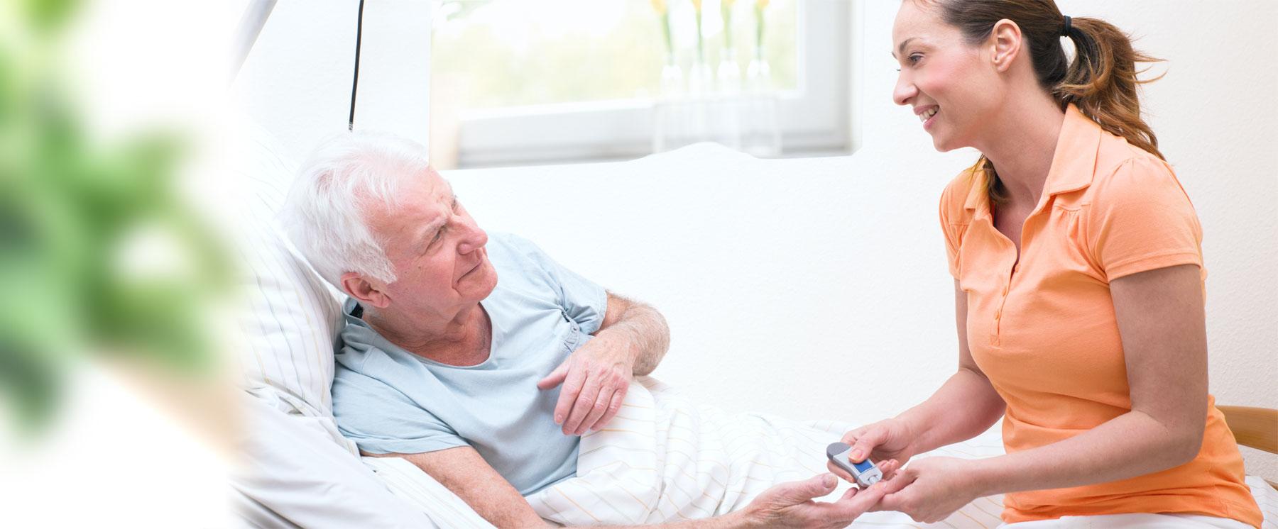 Pflegedienst Senior