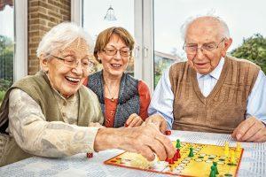 senioren spielen